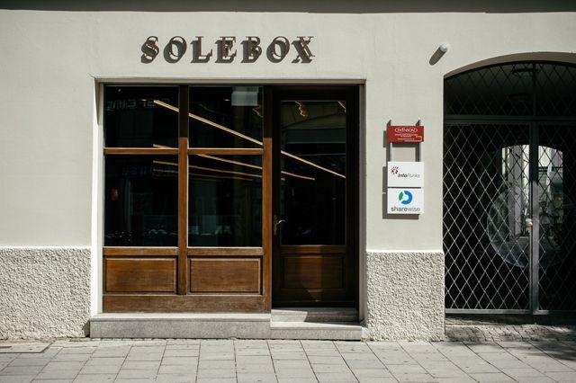 Solebox Open Munich Store 1