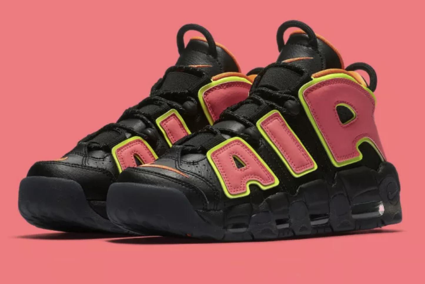 Nike Hot Punch Uptempo Sneaker Freaker