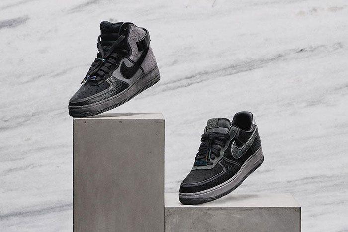 A Ma Maniere Nike Air Force 1 Hand Wash Cold Pack Pedestal