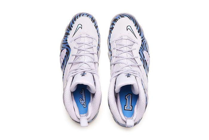 Nike Zoom Rookie Memphis Tigers Cj0171 001 Release Date Top Down