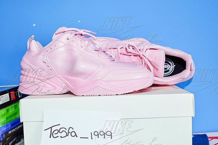 Martine Rose Nike 7