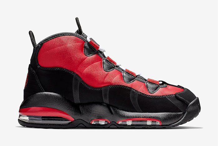 Nike Air Max Uptempo 95 Chicago Right