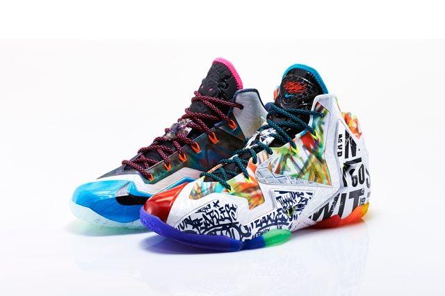 Nike Lbj What The Bump 11 7