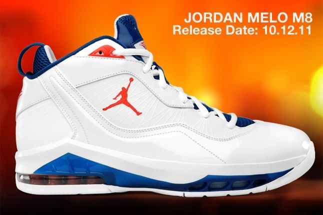 Jordan Melo M8 Orange Flash 1