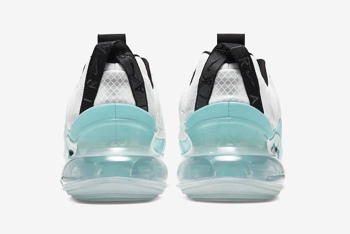 Nike Air Mx 720 818 White Aqua Heels