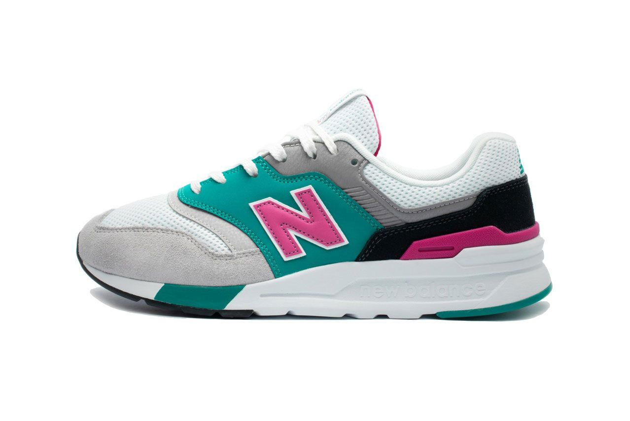 New Balance 997H Cm997Hzh Lateral