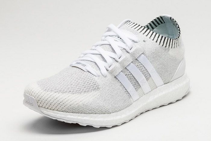 Adidas Eqt Support Ultra Primeknit Boost White 2