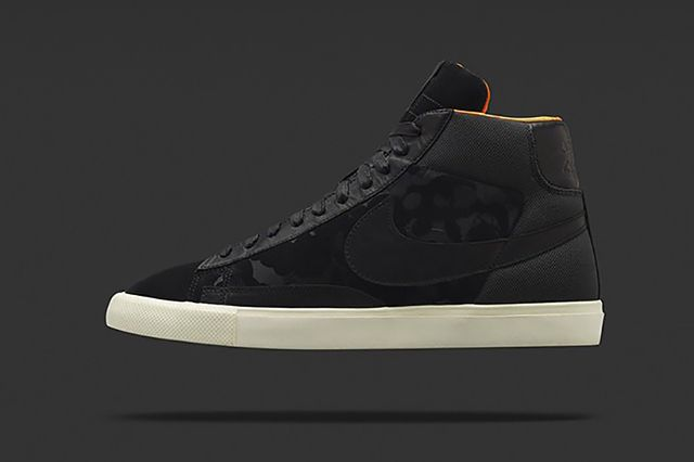 Mo Wax Records X Nike Blazer 1