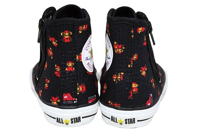 Converse All Star Mario Bros Childrens 08 1