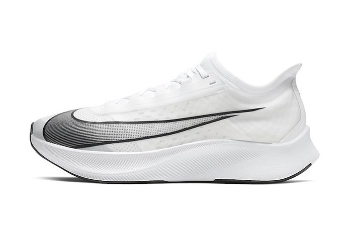 Nike Zoom Fly 3 White Black At8240 100 Release Date Lateral