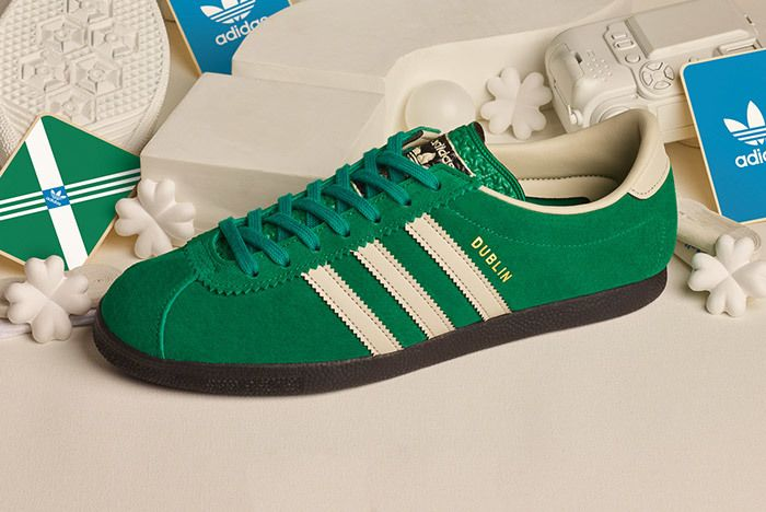 Adidas Dublin St Patricks Day Green 1