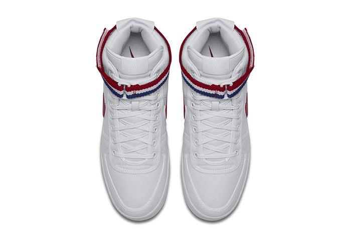 Nike Vandal White 2