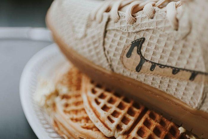 Nike Sb Dunk High Premium Waffles 5