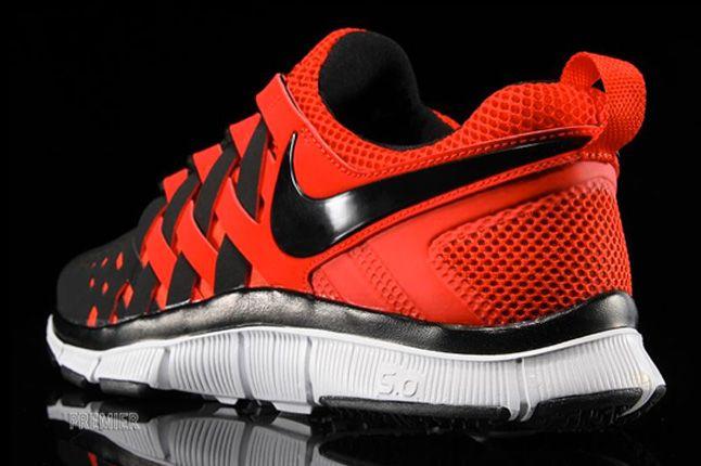 Nike Free Trainer Pimento Heel 1