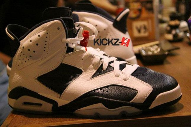 Air Jordan 6 Olympic 2012 01 1