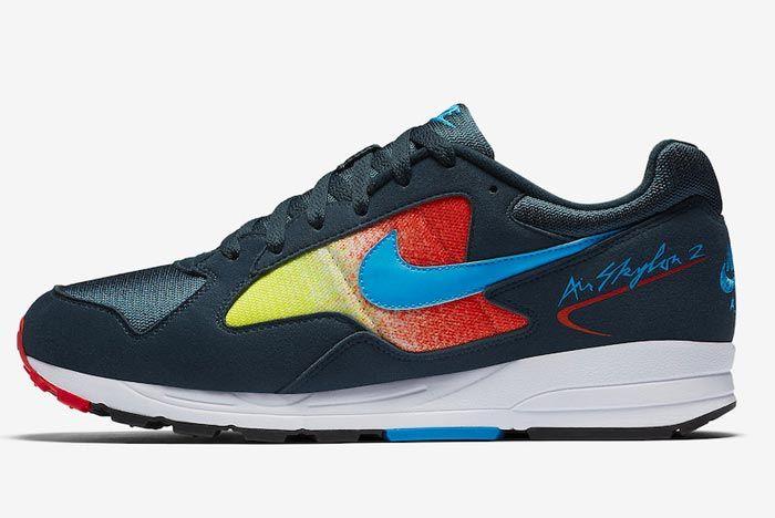 Nike Air Skylon 2 Navy Multicolour Release Date