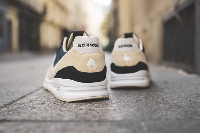 Hanon Le Coq Sportif R800 The Good Agreement Release Date Heel