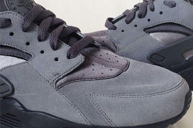 Nike Air Huarache Le Cool Grey 2