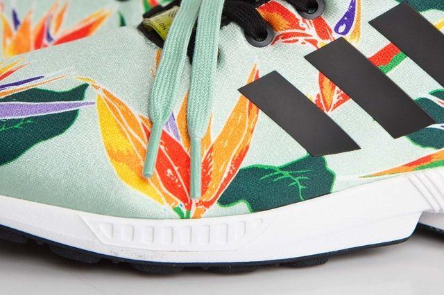 Adidas Zx Flux Nps Bird Paradise 3
