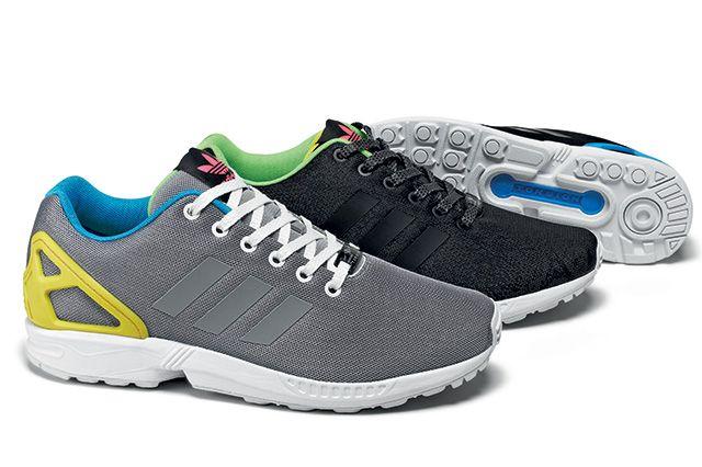 Adidas Originals Zx Flux Reflective Pack 11