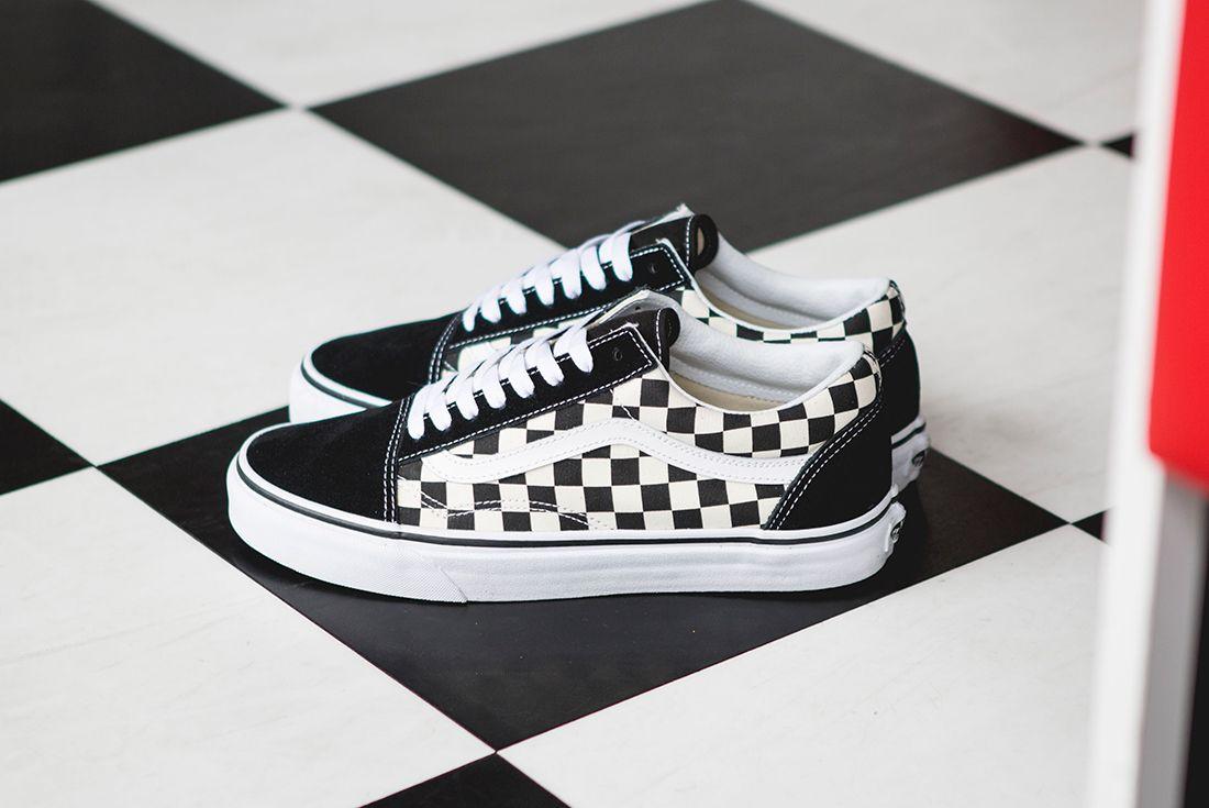 Vans Slip On Checkered Sneaker Freaker 10
