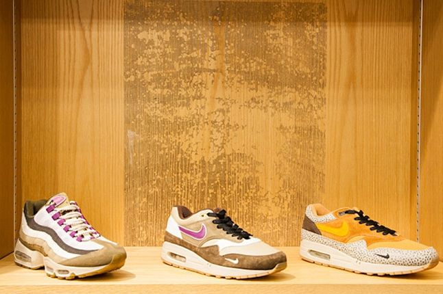 Atmos Nike Am1 Animal Camo Launch Recap Store Past Colabs 1