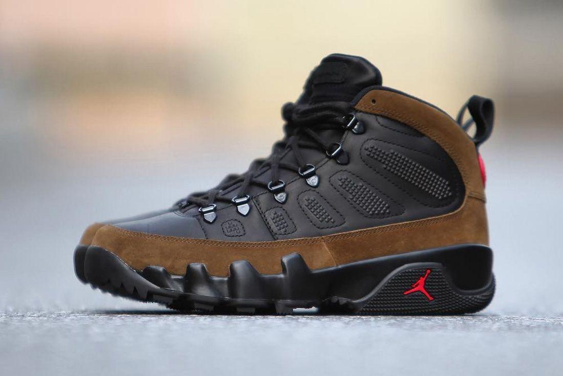Air Jordan 9 Boot Nrg Sneaker Freaker 9