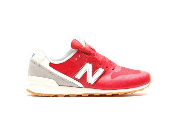 New Balance Wr 996 Red1
