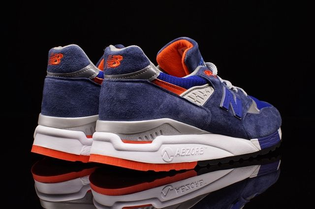 Nb 998 Steel Blue Orange 1