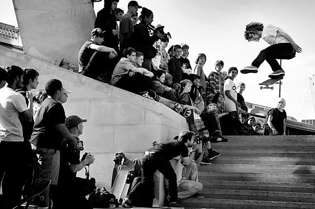 Emerica Wits London Antonio Aiello Stairs 1