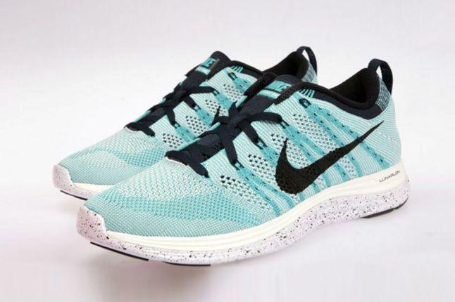 Nike Flyknit Lunar 1 Sport Turquoise Pair 1