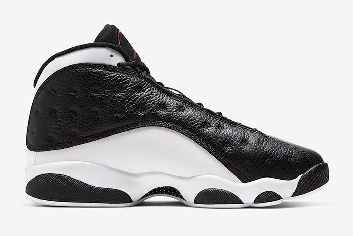 Air Jordan 13 Reverse He Got Game 414571 061 Medial