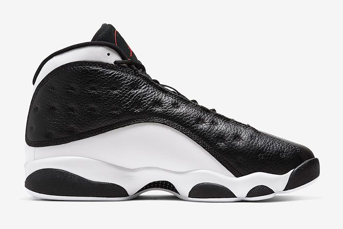 Air Jordan 13 Reverse He Got Game 414571 061 Medial