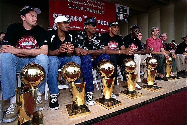 Michael Jordan Billionaire 1