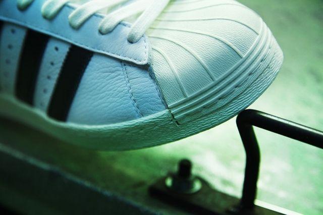 Adidas Consortium Superstar Made In France 2