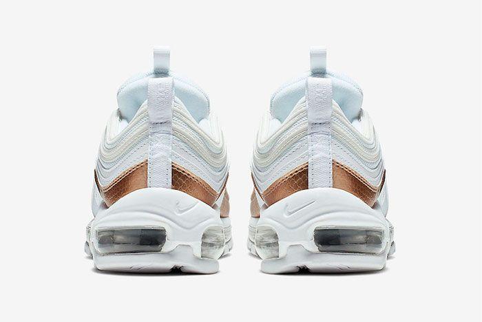 Nike Air Max 87 Bronze Heel