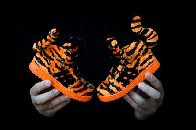 Adidas Js 1 Infant Tiger 6