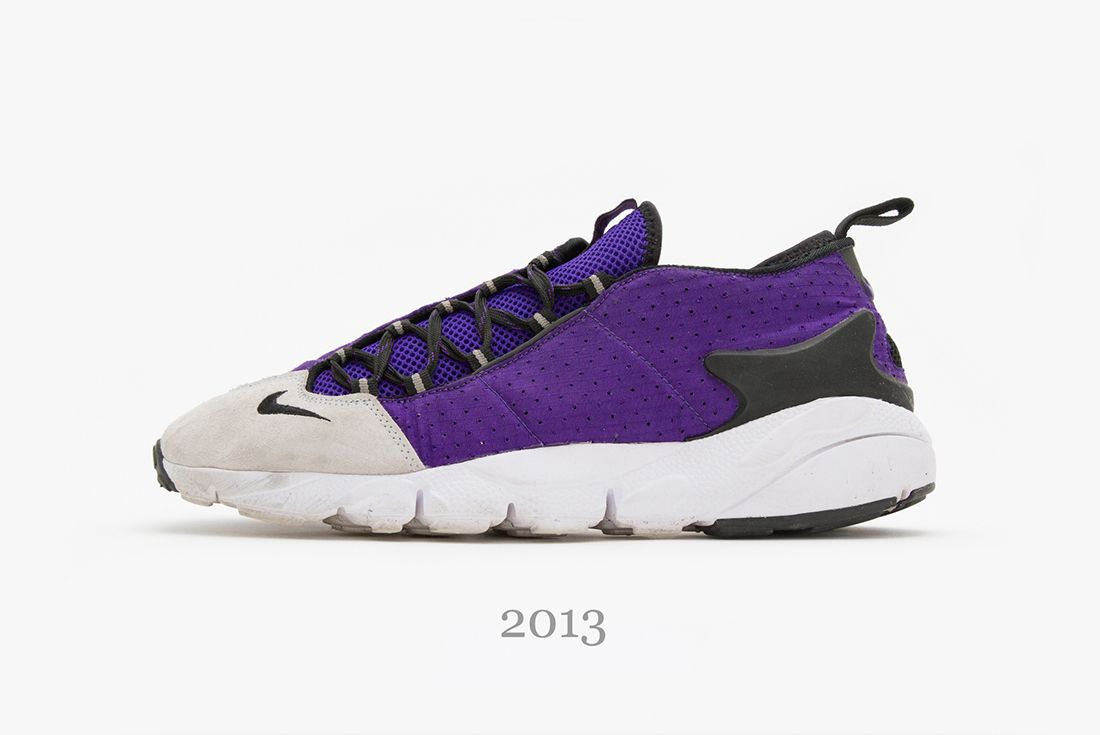 History Of The Nike Air Footscape 14