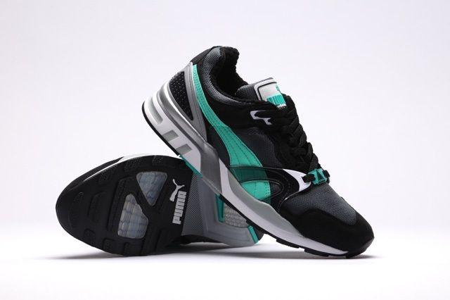 Puma Trinomic Xt 2 Plus Pool Green 5