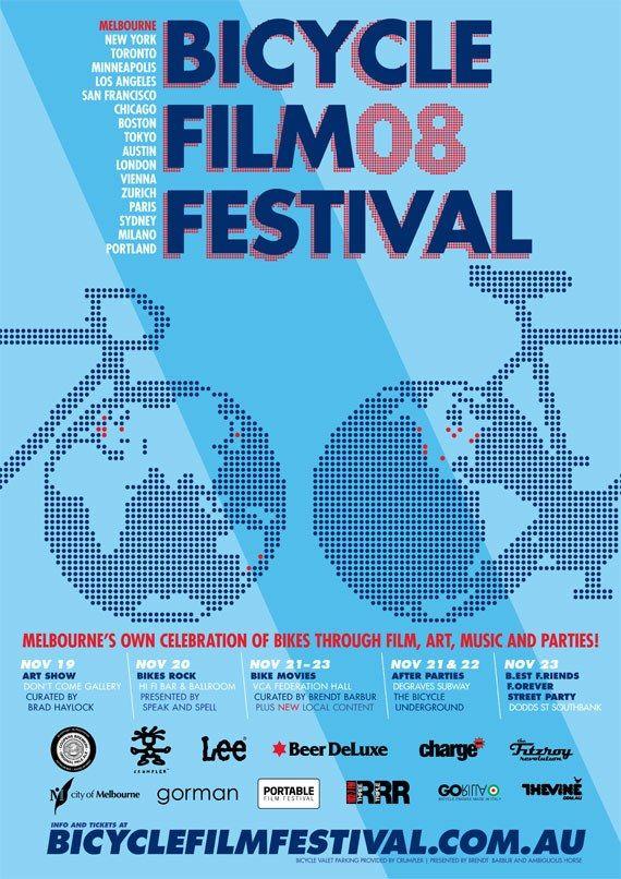 Bicycle Film Festival 2008 Looking For Volunteers 1