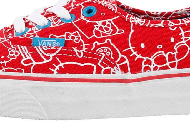 Vans Authentic Hello Kitty Detail 1