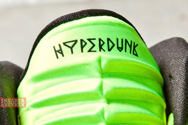 Nike Hyperdunk 2013 Volt 4