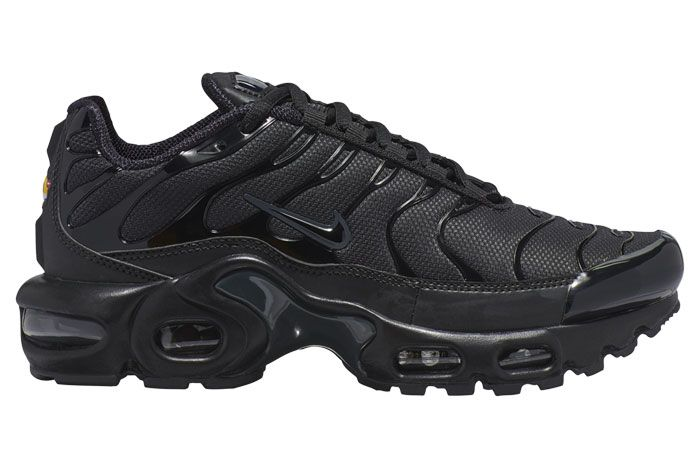 Nike Air Max Plus Triple Black Right