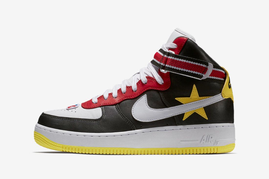 Riccardo Tisci Nike Air Force 1 High 9