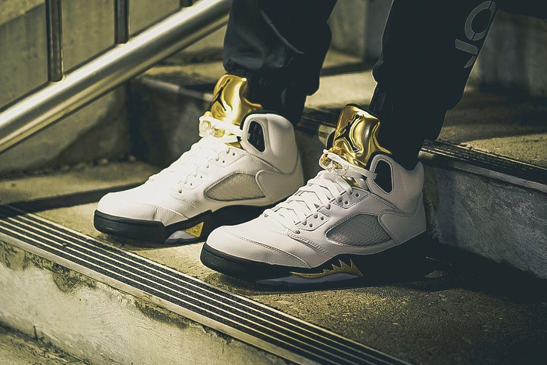 Air Jordan 5 Olympic31
