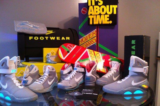 Nike Marty Mcfly 1