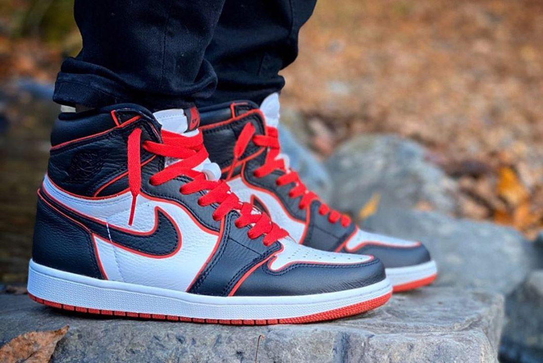 Styling the Air Jordan 1 'Bloodline