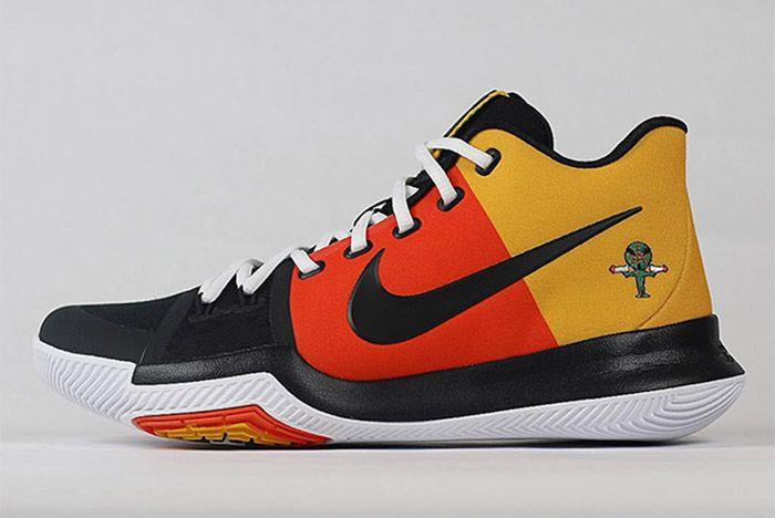 Nike Kyrie 3 Ray Guns 2