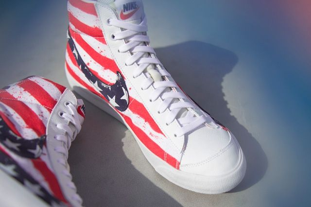 Nike Blazer Independance Day Bump 1