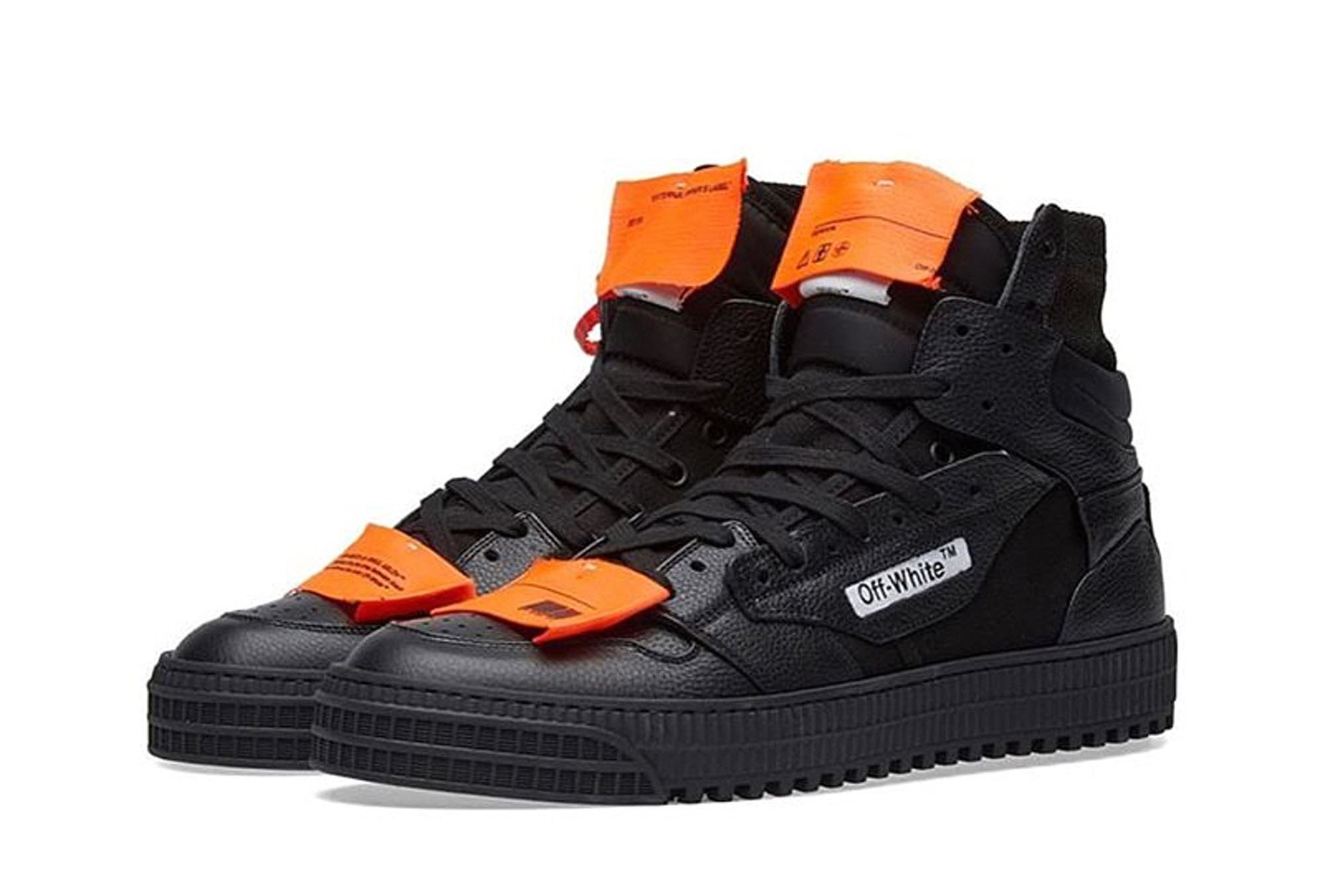 Off White 3 0 Off Court Sneakers 4 Sneaker Freaker